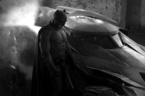 The new Batman.